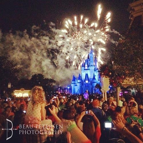 Magic Kingdom, Disney World