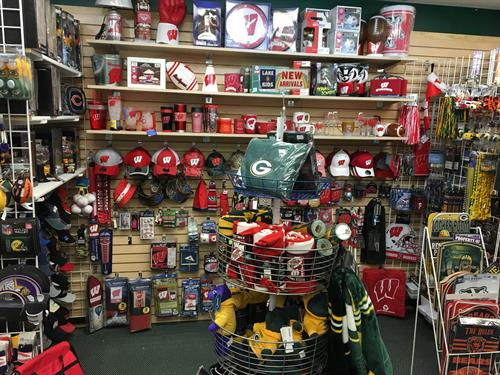 NFL Apparel, Gear & Novelty Items: Badgers & Packers