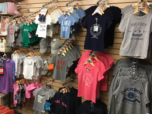 Lake Kids clothing for youth