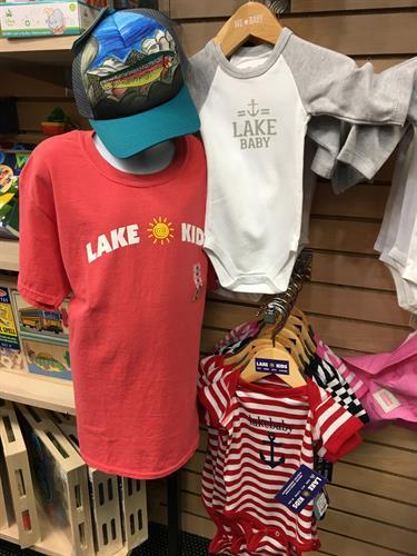 Lake Kids clothing baby onsies