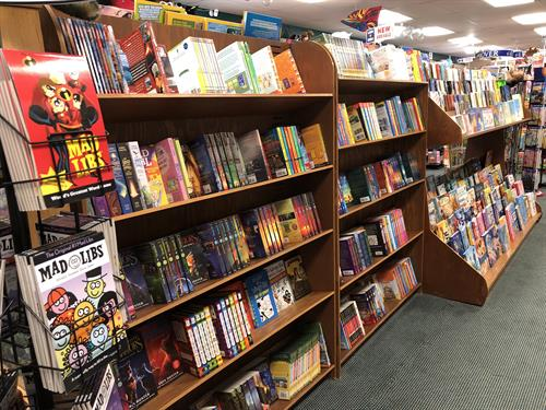 Children's Books - Educational & entertaining, a Wisconsin jewel in downtown Hayward, WI