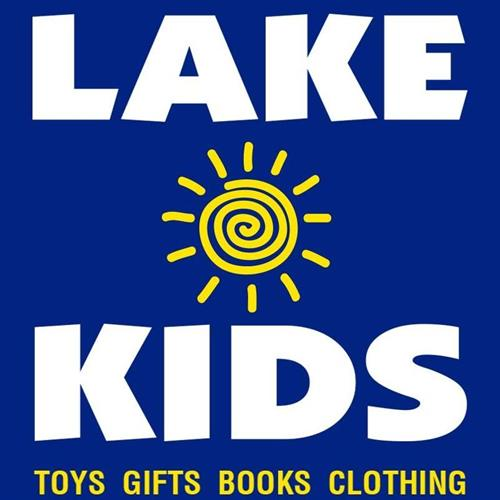 Lake Kids New Specialty Toy Store & Gift Shop located in historic downtown Hayward WI