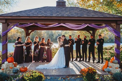 Fall wedding 2019