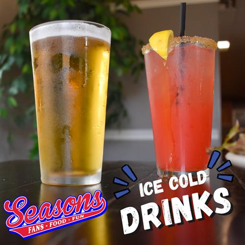 Seasons Ice Cold Drinks