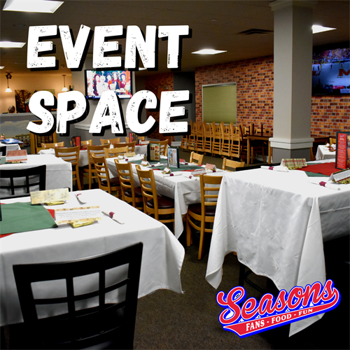 Seasons Event Space