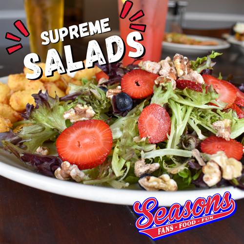 Seasons' Summer Berry Salad
