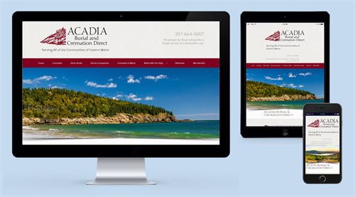 Acadia Burial & Cremation Direct, Ellsworth, Maine