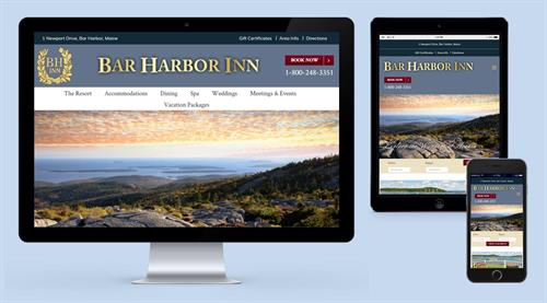 Bar Harbor Inn, Bar Harbor, Maine