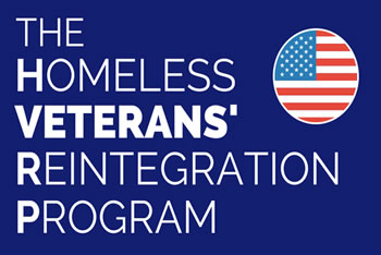 HVRP is a federal grant that allows us to help Veterans find work and assists in preventing/ending a housing crisis.