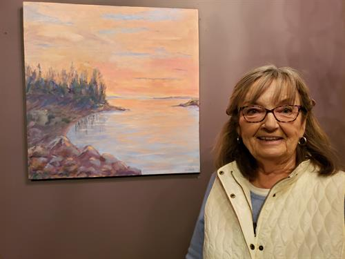 Suzanne Roberts, member