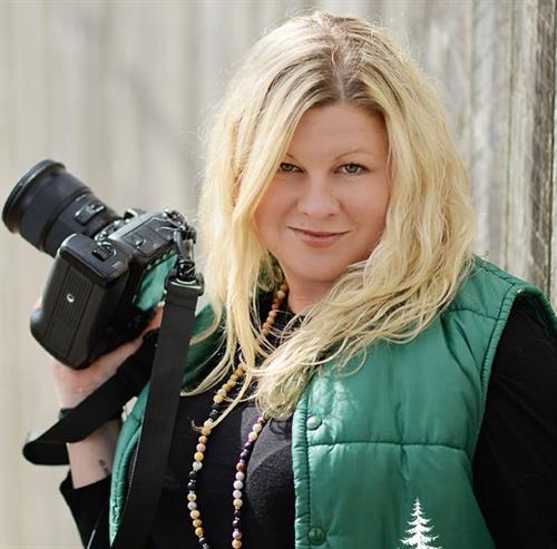 Owner Danielle Dorrie is a professional photographer, too!