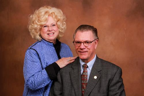 Gary & Elaine Hemenway, Founders