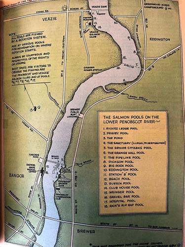 Penobscot Salmon Pools