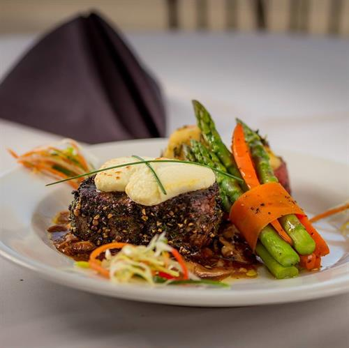 Fine Dining Restaurant lead by Executive chef Arturo Montes