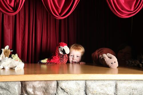 Booktown: Puppet Theatre