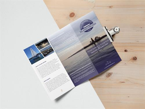 Island Cruises Brochure Sample