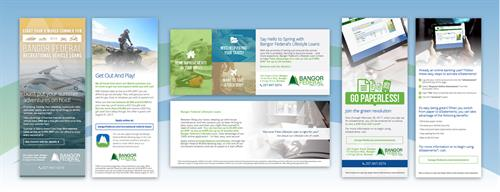Bangor Federal Marketing Samples