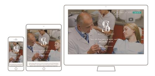 Dental Revenue Solutions Website Development
