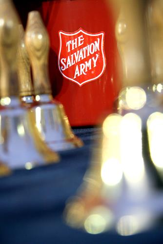The Red Kettle Campaign is our biggest annual fundraiser