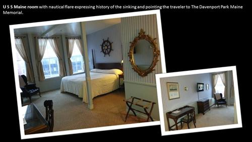 USS  MAINE ROOM