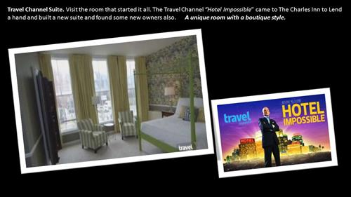 Travel Channel Room