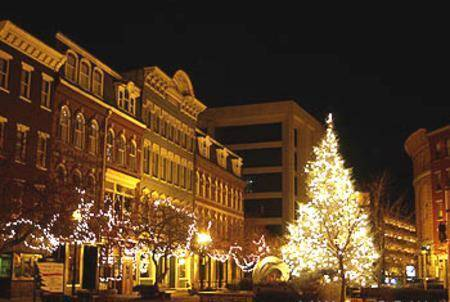 Holiday Events in the Square