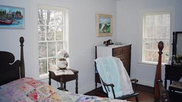 1930's bedroom