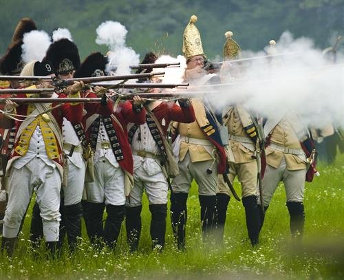 Redcoats & Rebels Event