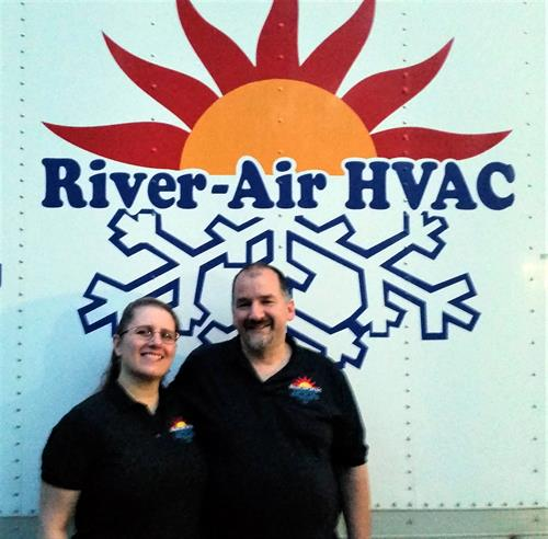 River-Air HVAC - Paul & Lucy Lariviere