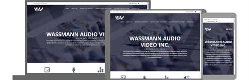 Wassmann AV Website and Office 365
