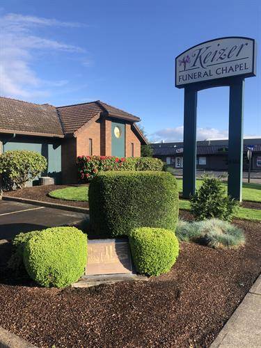 Keizer Funeral Chapel & Cremation Services