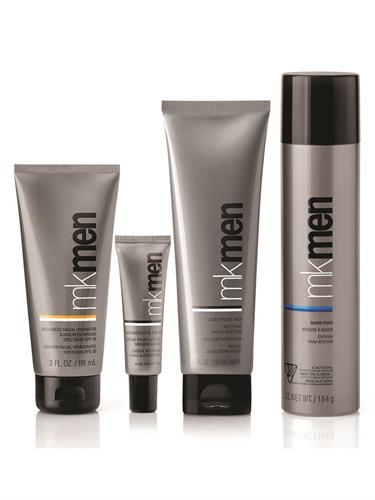 Men's skin care - you'll be impressed!