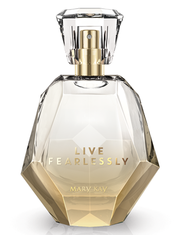 Live Fearlessly Fragrance...for the beautiful woman!