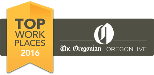 Not only is PT Northwest an innovative group, but our employees really like us as well. In 2016, PT Northwest was named as one of the Top 100 Work Places in Oregon.