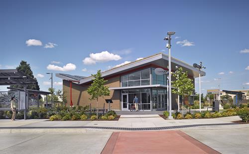 Keizer Transit Center