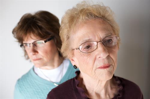 Assist dealing with Dementia/Alzheimer's