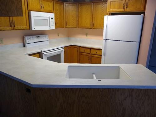 Kitchen Restored