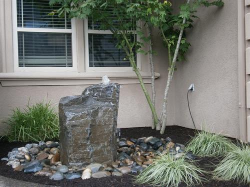 Water Feature Install West Linn
