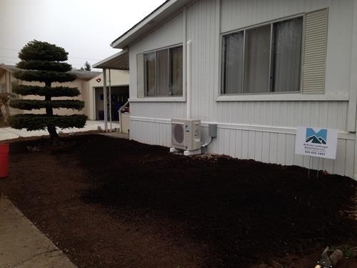 Basic Landscape Install Keizer