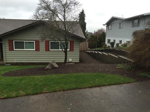 Landscape Installed & Maintained West Salem