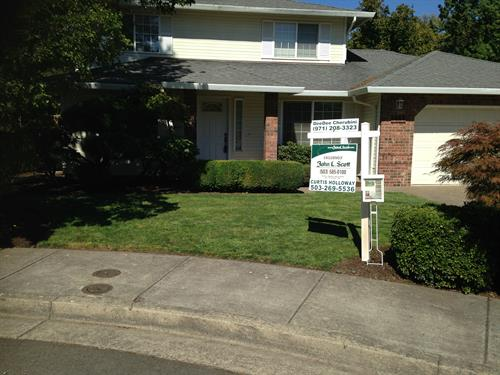 Landscape Maintenance home for sale off Chemawa RD in Keizer