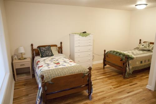 Bedroom 5 (Great for couples that want to stay together)