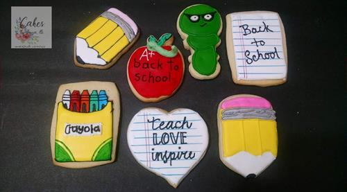 Fancy Sugar Cookies