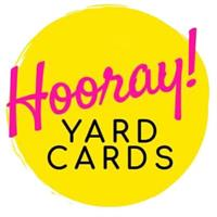 Hooray Yard Cards Salem