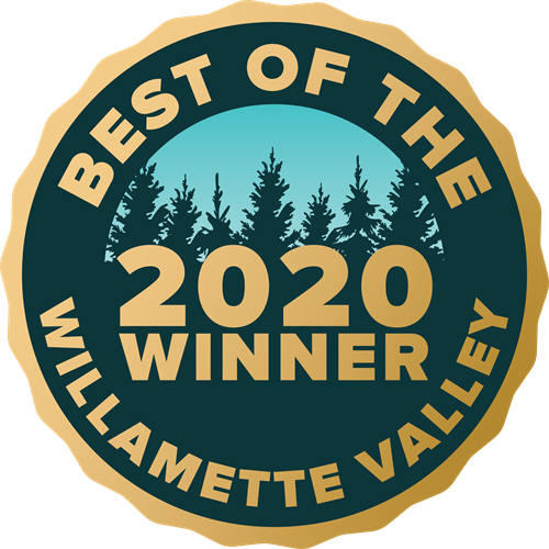 Voted BEST of the Willamette Valley