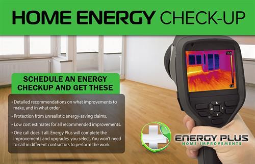 Home Energy Checkup