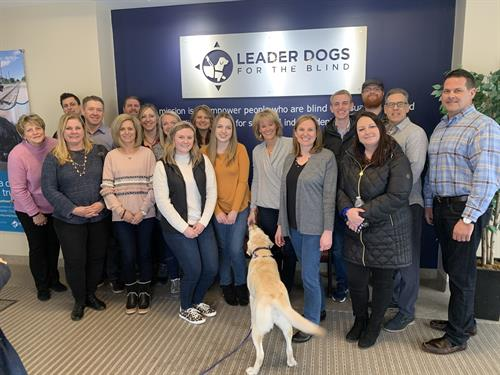 Leader Dogs - Team Event