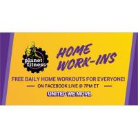 Planet Fitness Offers Free At-Home Work-Ins on Facebook Live
