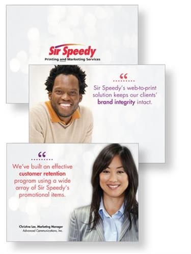 Sir Speedy Printing, Signs and  Marketing