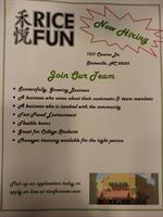 Rice Fun Restaurant and Catering